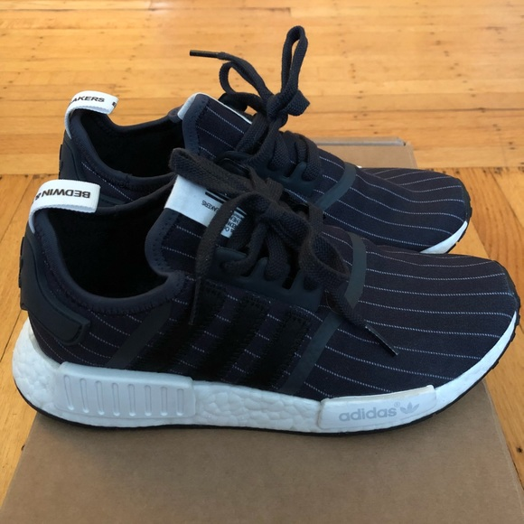 Adidas NMD R1 Bedwin & the Heartbreakers Black NWT